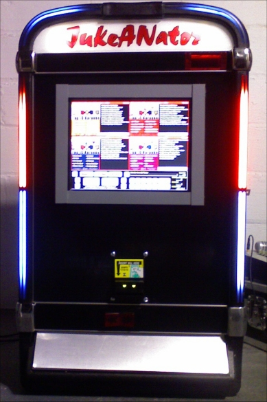 JukeANator Digital Jukebox