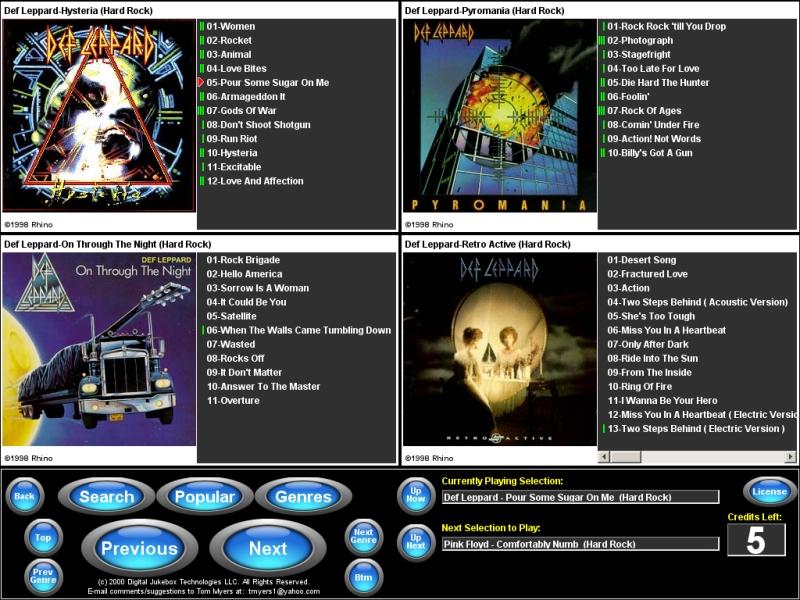 JukeANator Digital Jukebox Software - Commercial Conversion Kits - Sales